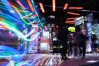 "「TOKYO ART CITY by NAKED」巨大模型とプロジェクター100台で""東京""を体感"