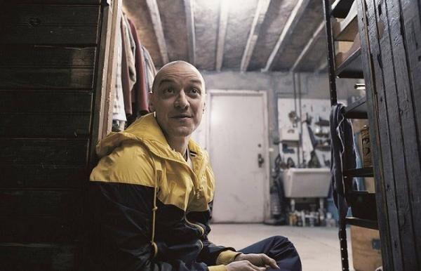 M・ナイト・シャマラン監督の映画『スプリット』多重人格者を演じたジェームス・マカヴォイにインタビュー