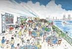 「横浜港大さん橋マルシェ」- 横浜の地元料理やオリジナル料理など、約100店が出店