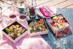 品川・東京マリオットホテルの春メニュー - 春の旬を詰め込んだ3段のお重を、テラスで桜を眺めながら