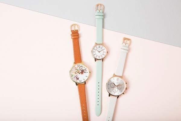 ロンドンの時計ブランド「オリビア・バートン」東京・名古屋・大阪のビームスに限定ショップをオープン