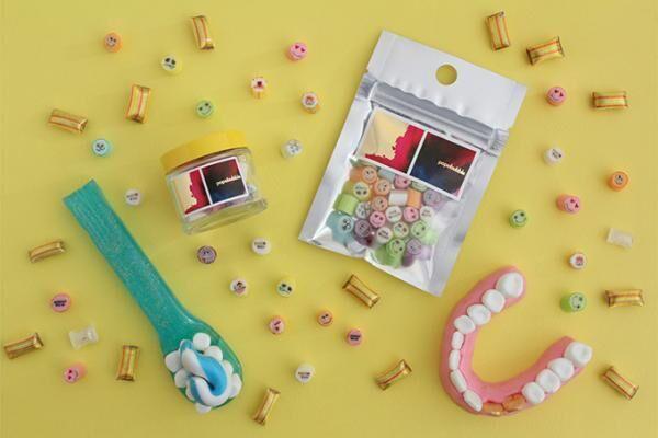 スペイン発「パパブブレ」から、金塊や歯ブラシを模したユニークなホワイトデーキャンディ