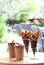 「リンツ ショコラ カフェ」兵庫・阪急西宮ガーデンズにオープン - チョコレートの詰め合わせ限定販売