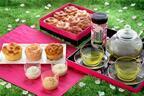 フォションの春限定「お花見BOX」&「お花見ティ」花びらの形のブレッドや緑茶とフルーツのティー