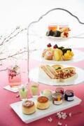 セント レジス ホテル 大阪の桜スイーツ&カクテル、春のアフタヌーンティーも