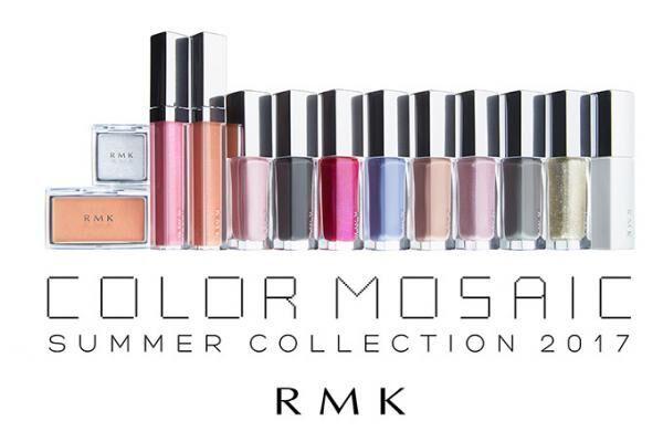 RMKのネイルカラーが新たに生まれ変わる、マスカラ・アイシャドウの夏色も