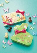 ゴディバの春限定チョコレート、トリュフがリニューアル - たまごやうさぎ型でイースター祝福