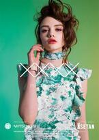 写真家・蜷川実花×三越伊勢丹の新ブランド「クロス エム」誕生、写真をもとにしたプリントや素材