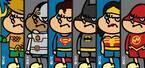 映画『DCスーパーヒーローズvs鷹の爪団』 スーパーマンやバッドマンと鷹の爪、夢のコラボレーション
