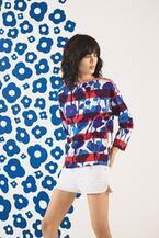 プチバトーからデザイナー富永航が手掛けた、メンズ&ウィメンズアイテム - ロングドレスやTシャツなど