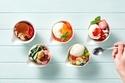 """出来立ての""""クラフトアイスクリーム""""専門店「ナポリ」が広尾にオープン、デザート仕立てのトッピングも"""