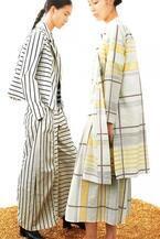 HaaT 17年春夏4月の新作 - アステカのゴールドから着想を得たロングシャツやスカートなど