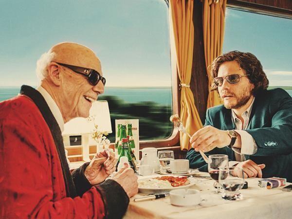 映画『僕とカミンスキーの旅』グッバイ、レーニン!の監督&主演が再タッグ、天才画家と青年の奇妙な旅物語