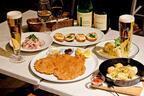 ウィーンの老舗カフェ「カフェ ラントマン青山店」の限定コース、地ビールが飲み放題&伝統料理のコース