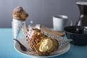 ザ・シフォン&スプーンから新スイーツ「ザ・シューコーン」アイスクリームコーン型のシュークリーム