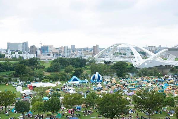 入場無料の野外音楽フェス「トヨタロックフェスティバル」豊田スタジアム外周で開催