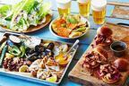 ルミネ池袋&パルコ吉祥寺に屋上BBQビアガーデンがオープン - 魚介&肉のグリル料理を堪能