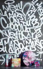 ラ・メゾン・デュ・ショコラ×ストリートアーティスト・ナスティー、限定スイーツボックスが登場