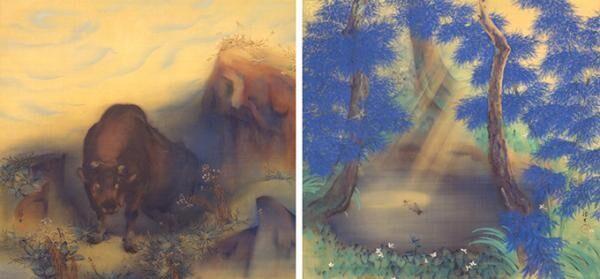 展覧会「川端龍子 ―超ド級の日本画―」山種美術館で、横幅7.2m超の大作含む代表作約60点を展示
