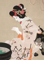 展覧会「北野恒富展」大阪で開催 - 大阪の女性を描き続けた画家の約190作品やスケッチブックなど