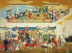 特別展『歌麿大作「深川の雪」と「吉原の花」―138年ぶりの夢の再会―』神奈川・岡田美術館で開催