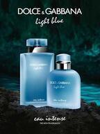 ドルチェ&ガッバーナのフレグランス「ライトブルー」に新作 - 地中海の爽やかさと官能的な甘美さを表現