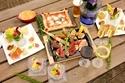 レストラン「ゼックス 代官山」ルーフトップテラスでビアガーデン&BBQ