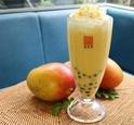 春水堂の夏限定ドリンク「タピオカマンゴーミルクティー」濃厚マンゴーを贅沢に使用