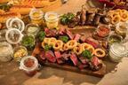 ヒルトン大阪「アメリカン・スカイビアホール」アメリカンスタイルの料理と30種類のドリンクをブッフェで