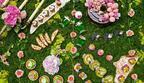 ザ・リッツ・カールトン大阪、ヴェルサイユの庭園をイメージしたスイーツブッフェを期間限定で提供