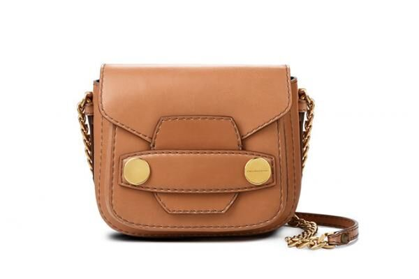 ステラ・マッカートニーのハンドバッグ「ステラ ポッパー」新作 - キャメルやマルチカラーなど4色展開