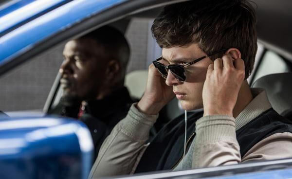 映画『ベイビー・ドライバー』主演アンセル・エルゴート、音楽鳴り止まぬロックンロール・カーチェイス