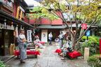 「とうふ屋うかい」大和田店と鷺沼店にて「ゆかた祭り」江戸の風情溢れる店内で豆腐の限定コースを
