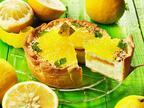 パブロから夏限定チーズタルト「香るゆずゼリーとローストアーモンドのチーズタルト」
