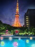 東京プリンスホテルのナイトプール、「ナイトサーカス」をテーマにLEDボール&ビッグサイズの浮き輪