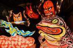 """「和のあかり×百段階段展」""""夏のイルミネーション""""、日本の祭りが目黒雅叙園に光を灯す"""