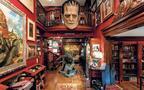 ギレルモ・デル・トロ監督の蒐集物を紹介するガイドブック - 怪物に魅せられ集めた奇妙な物品の数々