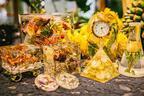 「ボタニカル蚤の市・夏」渋谷で開催 - 植物がテーマの雑貨や洋服、花びら入りドリンクなど
