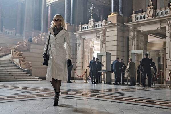 映画『アトミック・ブロンド』シャーリーズ・セロンが最強の女スパイに