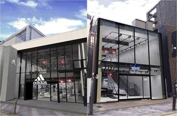 アディダス、九州最大の直営店を福岡に2店同時オープン - ソフトバンク和田選手モデルシューズも