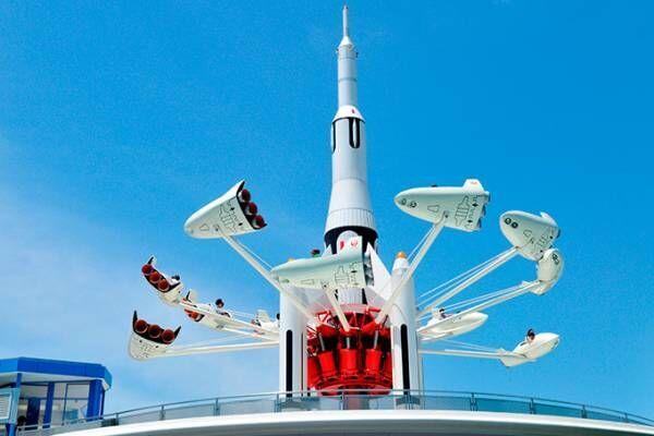東京ディズニーランドのアトラクション「スタージェット」17年10月に終了