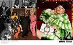ミュウミュウ 17年秋冬ビジュアル、ニューオーリンズを舞台にケイト・モスや女優ナオミ・ハリス登場