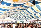 札幌・大通公園に巨大「THE サッポロビヤガーデン」オープン、ここでしか飲めない生ビールも