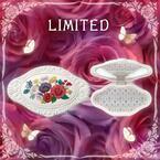 アナ スイの宝箱メイクアップパレットから純白の限定デザイン、蝶が舞うアイカラーに限定色も