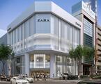 日本最大級ZARA名古屋店がリニューアルオープン、ブランド初のフレグランス展開へ
