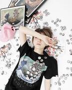 アニメ「交響詩篇エウレカセブン」が浮世絵風デザインに - TシャツやiPhoneケースの限定アイテム