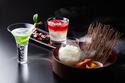 琵琶湖ホテルのバーに「百人一首カクテル」日本酒のソルベやお茶ゼリーで歌の世界を表現