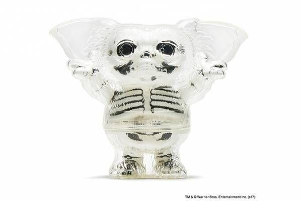アトモスの限定ギズモ「GREMLINSTOY」骨が透けるクリア素材、SECRETBACEとコラボで