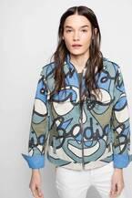 ザディグ エ ヴォルテール、パリの美術学校とコラボ - 学生の若い感性光るデザインのジャケットなど
