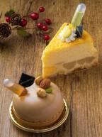 シロップで味が変化!秋の新作「洋梨&木の実のタルト」が大阪新阪急ホテルから